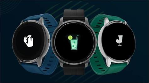 ka bolt sw200 smartwatch launched in india