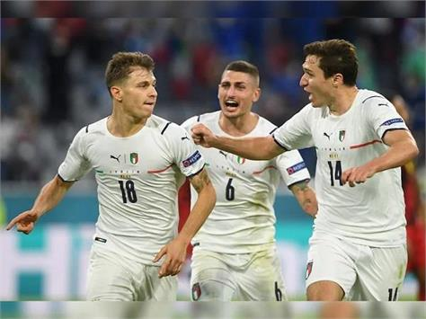 european football championship  belgium  semifinals