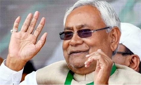 questions on nitish  s new look