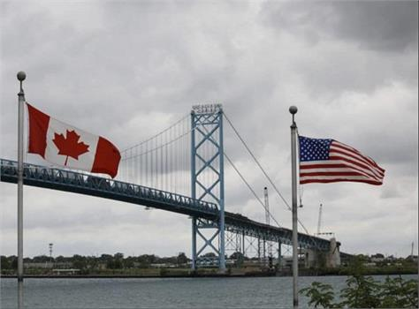 two travelers from united states to canada fined 20 000 dollor