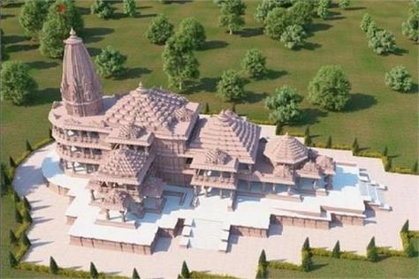 ram temple to be open for devotees by 2023