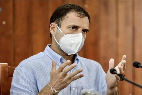 rahul gandhi targets pm narendra modi over unemployment issue