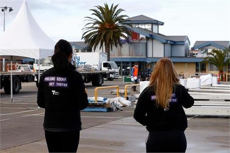 australia s 2nd largest city melbourne enters 6th lockdown