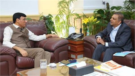 mandaviya holds meeting with dr reddy  s chairman on sputnik v supply