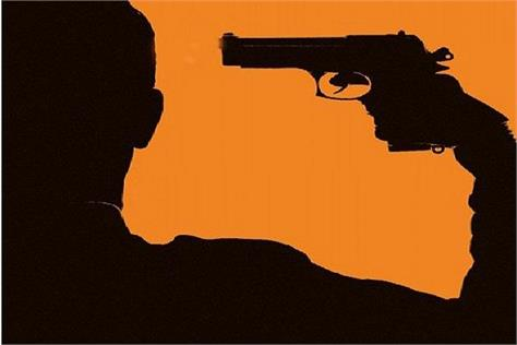 son of a police officer shot himself  killed