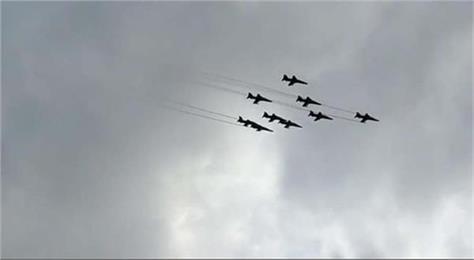surya kiran aerobatic teams jalandhar