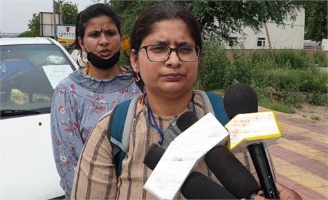 accused arrested of attack on ias rani nagar