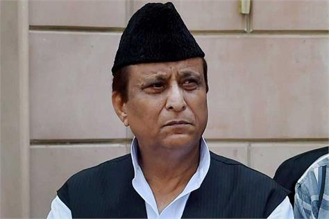 fir against azam khan on amar singh complaint