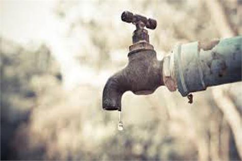 water scarcity in vaijaypur