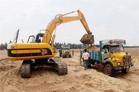 illegal mining in pathankot