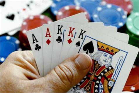 police arrest 1 in gambling case