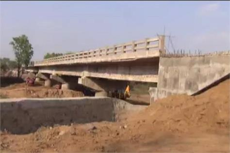 rs 104 crore approved for bridge construction in yamunanagar