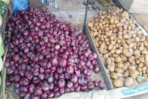 onion sold  inflation punjab news
