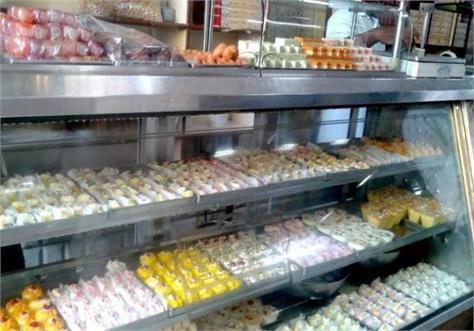 careful look at the sale of fake sweets