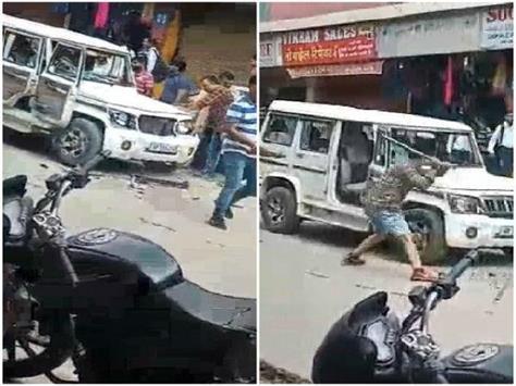 truck canter union clash