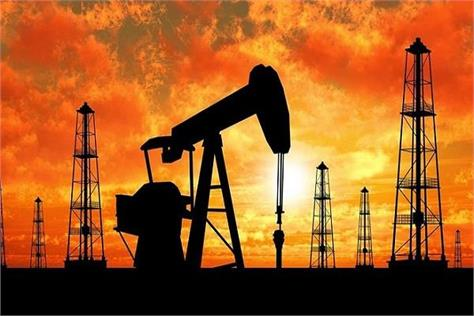 relief to modi government by falling prices of crude oil
