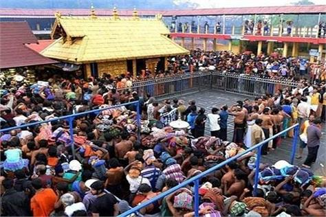 all parties who are holding political roti on sabarimala