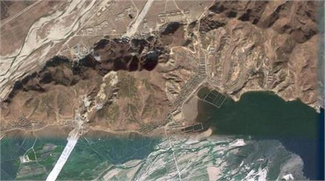 satellite images reveal north korea s hidden missile bases