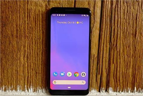 overheating problems occure in google pixel 3 smartphones