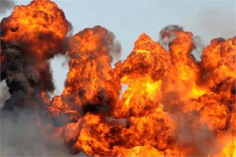 china  6 killed in factory explosion
