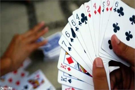 4 arrested in gambling case