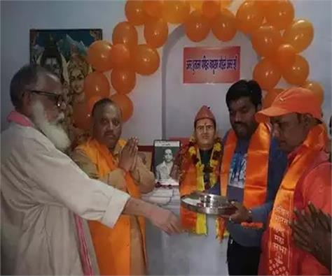 hindu mahasabha said meerut name to be named godse nagar