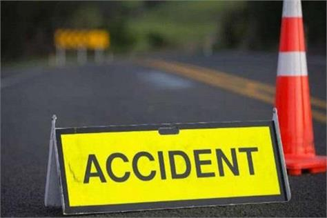 one killed in road accident second injured