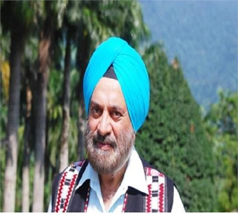 general j j singh resign from post