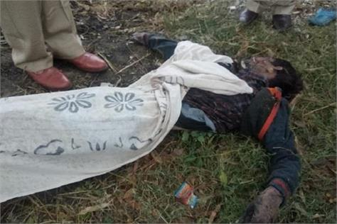 the victim of the youth of punjab found of kaithal