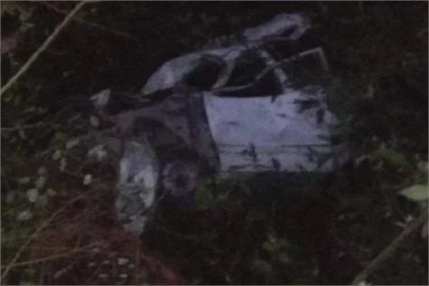 2 brothers died in road accident