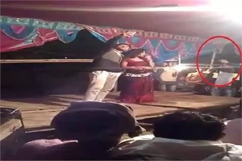 dancer injured of firing in marriage