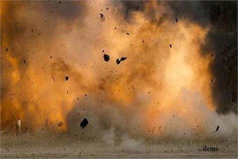 two sisters killed in landmine blast in pakistan