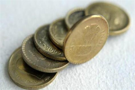 rupee down 12 paise open at 65 78