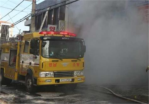 fire in china kills 18 injures 5