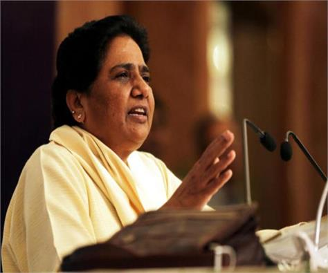 many leaders of the party on mayawati s target