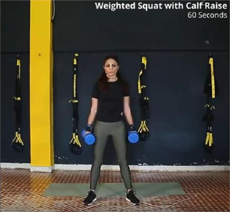 strength building workout