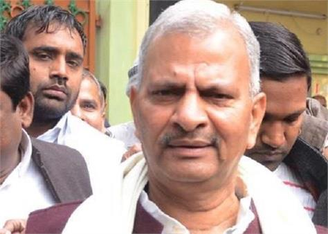 up legislative council election naresh uttam has filed nomination
