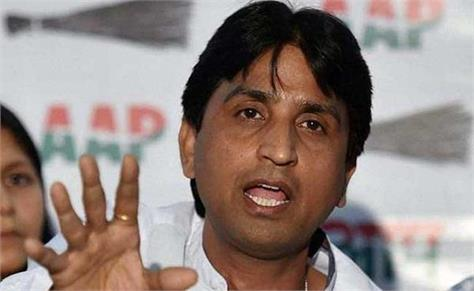increase in activists of kumar vishwas alone in defamation case