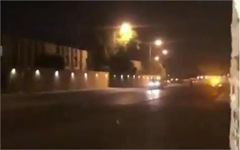 saudi security shoots down toy drone near royal palace