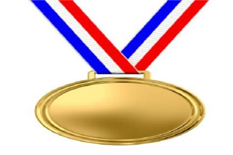 atul maheshwari journalism gold medal education minister honored with idol