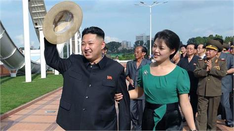 north korean ruler s wife will take charge of  first lady