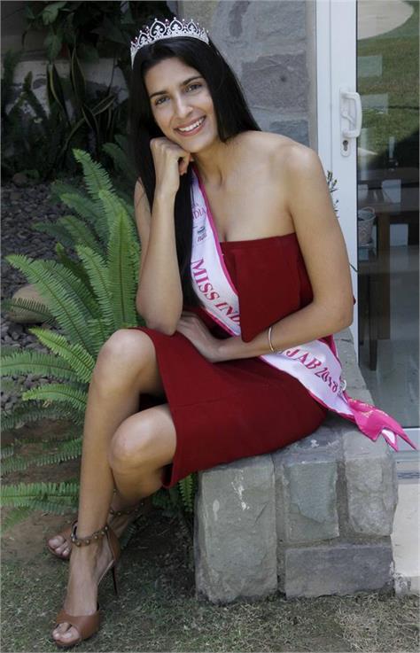 miss india punjab 2018 ludhiana ka anna kler