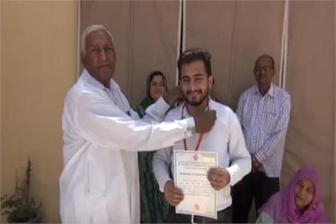 farmer s son made gju top governor honored with gold medal