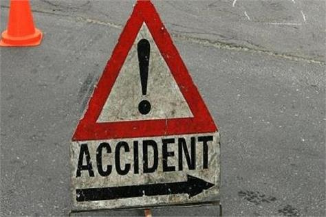 4 injure in accident