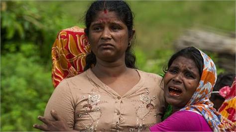 rohingya militants massacred hindus in last year s turmoil amnesty