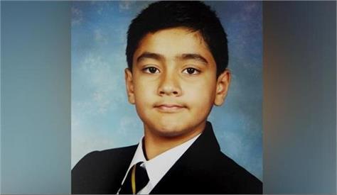 uk indian origin schoolboy goes missing after top exam score