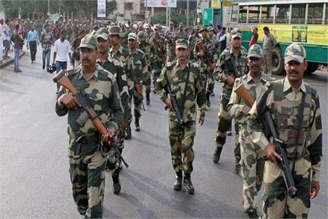 kairana bypoll 25 companies of paramilitary forces will be deployed in security