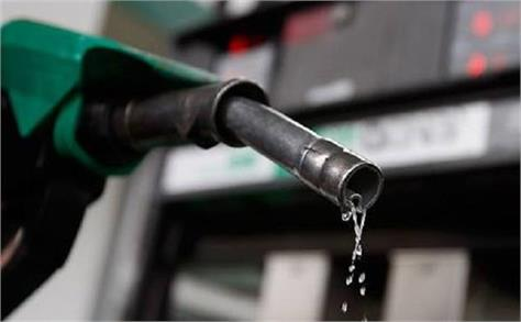 prices of petrol diesel increased for the 10th consecutive day