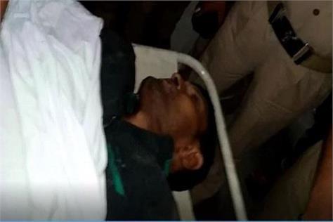 badmash death in police encounter