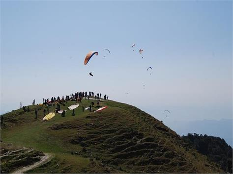 famous for paragliding bir billing will now look at green tax